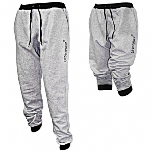 2 Pocket Sweatpants - Jogginghose in Grau